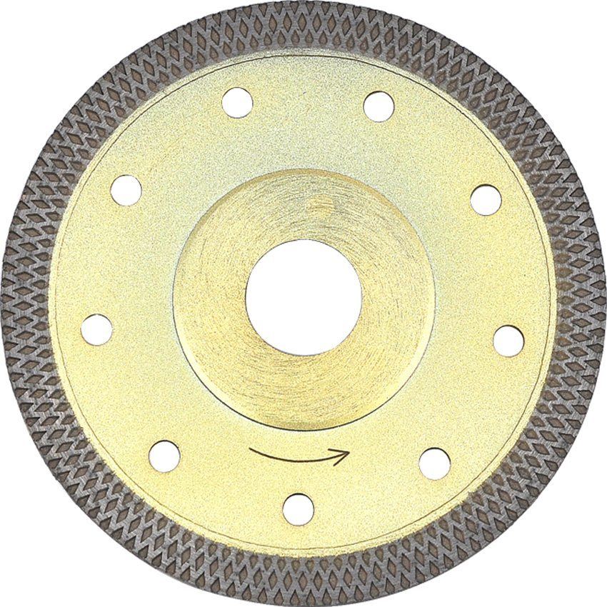 Diamond Saw Blade Inch Mm For Porcelain Ceramic Tile Marble - 5 inch tile hole saw